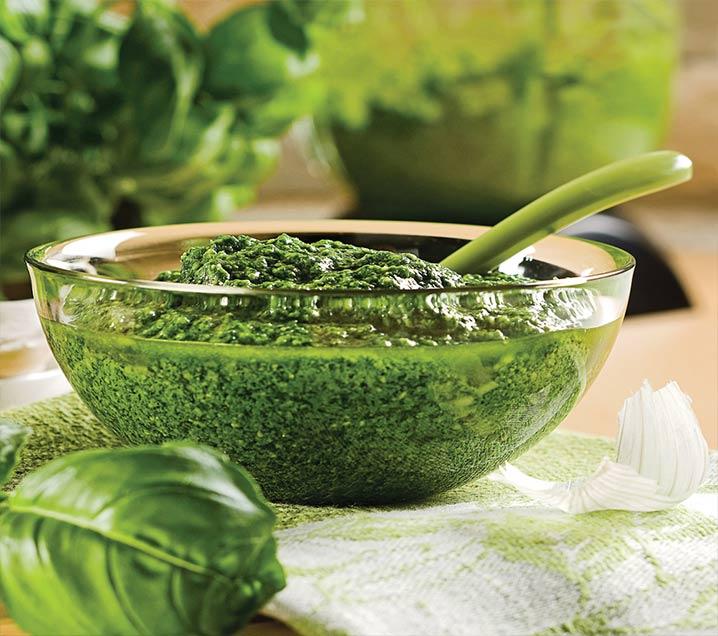 Basilic Pesto potager Émylou